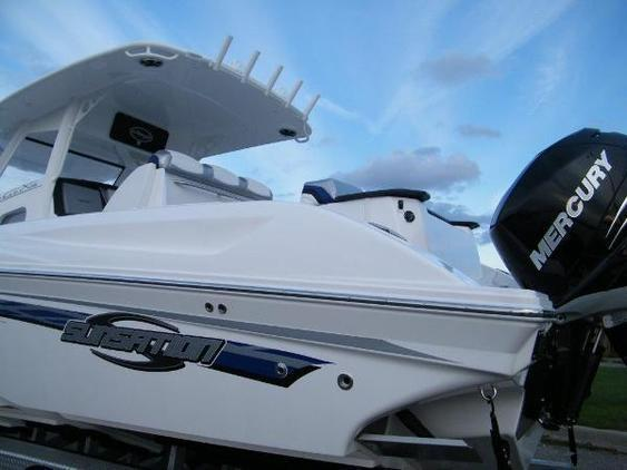 Sunsation - 34 SPORT FISH