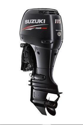 Suzuki - 115 ATL Engine and Engine Accessories