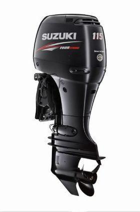Suzuki - 115 ATX Engine and Engine Accessories