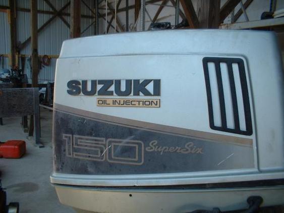 Suzuki Marine - DT 150