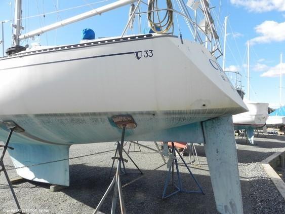 Tartan - 33 Cruiser Racer