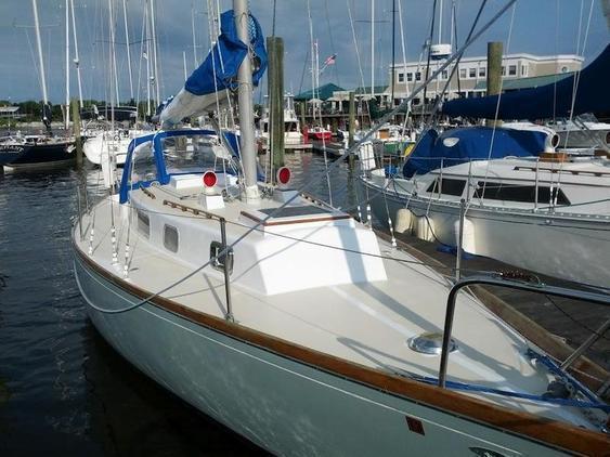 Tartan - 34C Brewer Spring Boat Show