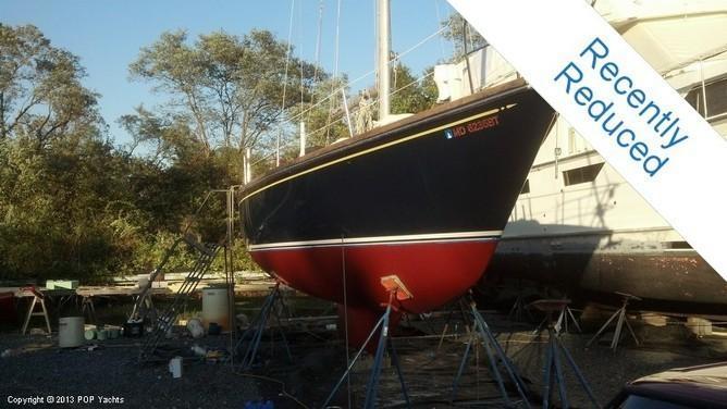 Tartan - 37 Offshore Cruiser