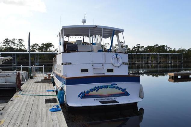 Trader - Marine Trading 44 Cockpit Motoryacht