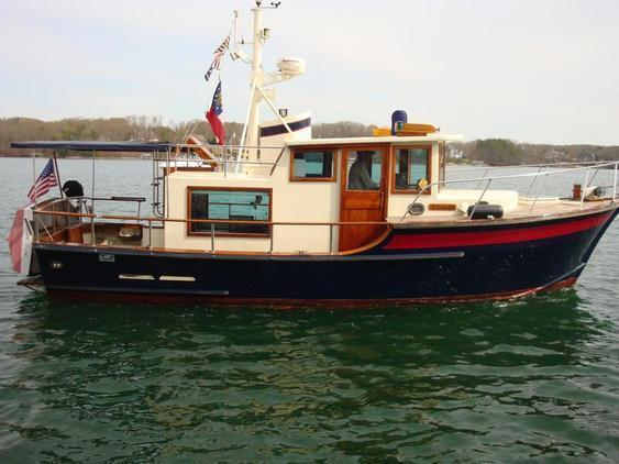 Trawler - Custom 32