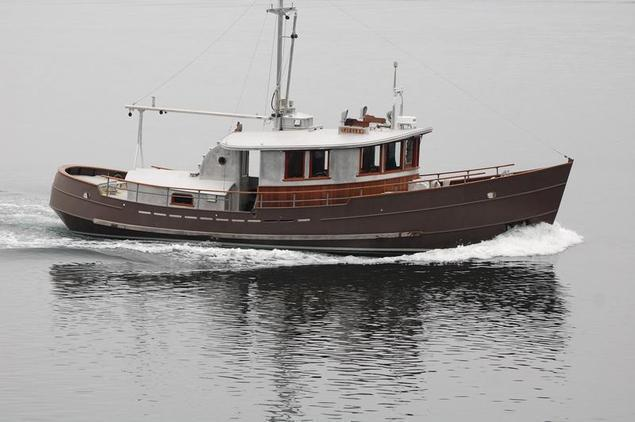 Trawler - Custom Design