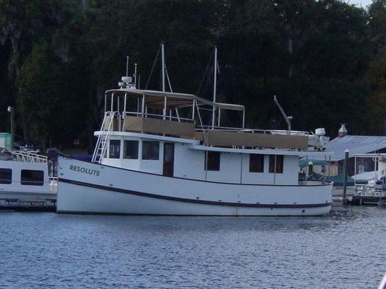 Trawler - Custom