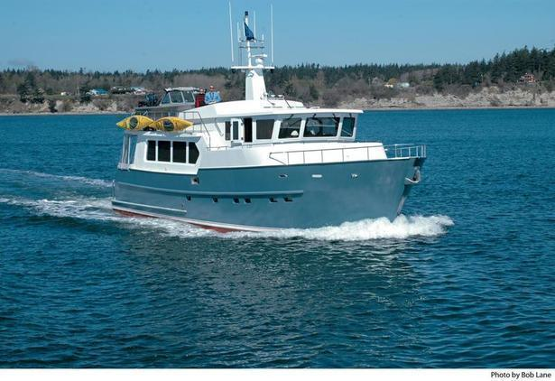 Trawler - Custom Steel