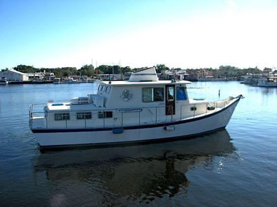 Trawler - Thompson Custom