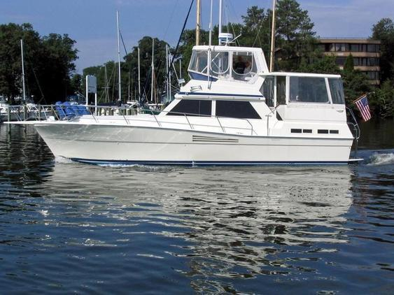 Viking 50 Motor Yacht Brick7 Boats