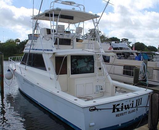Viking - Yachts 45 Convertible