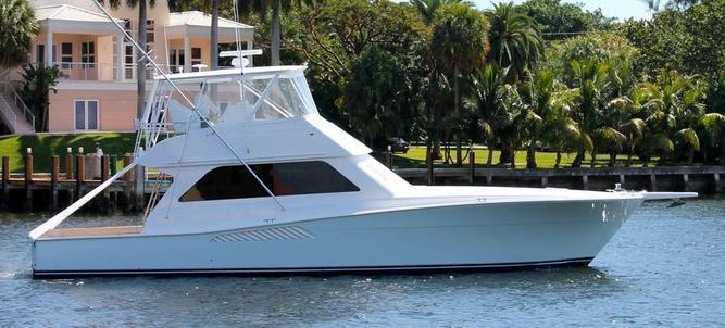 Viking - Yachts 50 Convertible