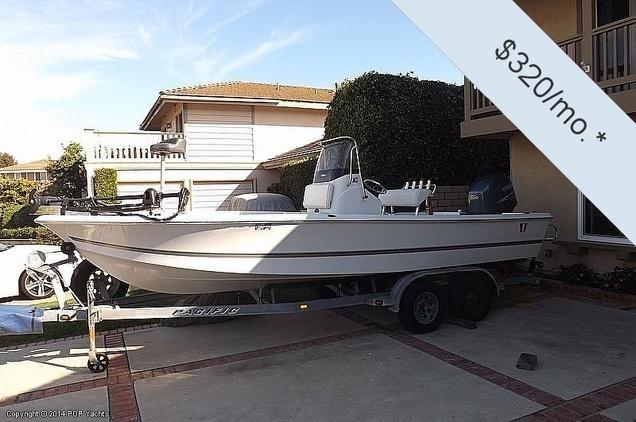 Wellcraft - 215 Bay Boat