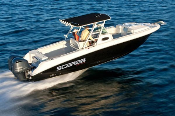 Wellcraft - Scarab 30 Offshore Sport