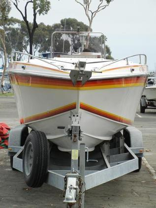 Wellcraft - Scarab Sport 30