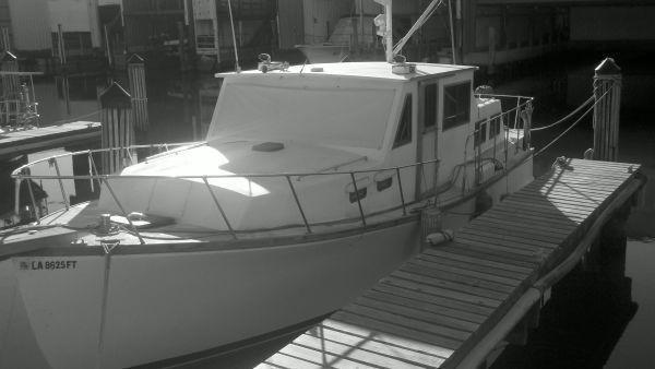 Wilbur - 34 Custom Aft Cabin