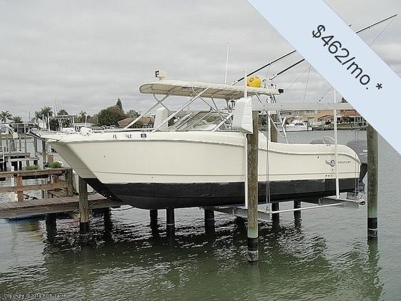 World Cat - 250 DC Catamaran