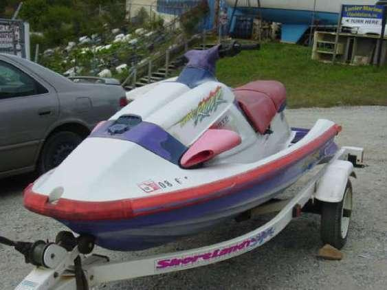Yamaha - Wave Raider two seater 75 hp 701cc