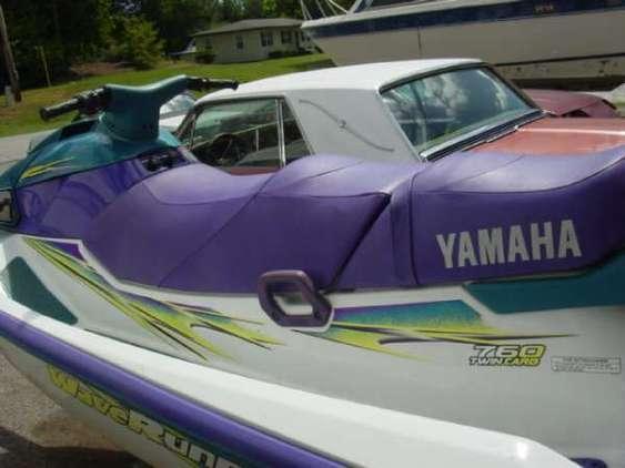 Yamaha - WaveRunner III 760 3 Seater
