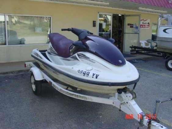 Yamaha - Waverunner XL800