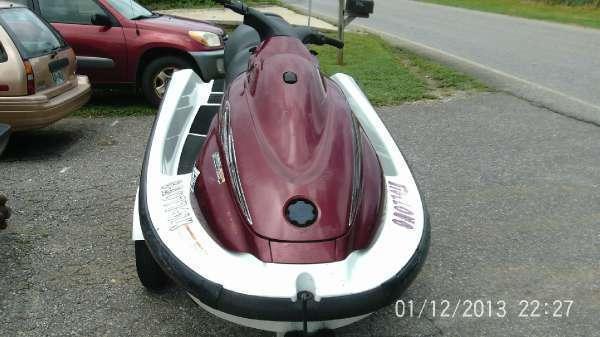 Yamaha - XL 700