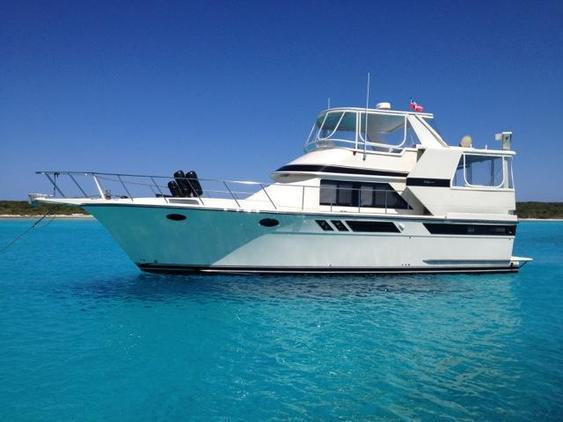 California Custom Motor Yacht