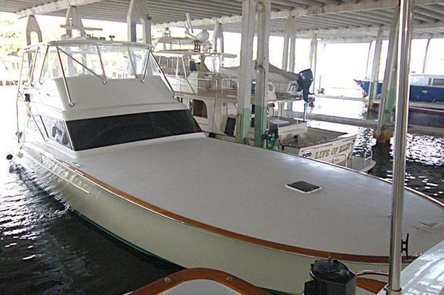 Carolina - Inlet Boat Works Custom Sportfish