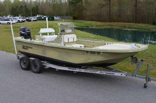 Carolina Skiff - 218 DLV