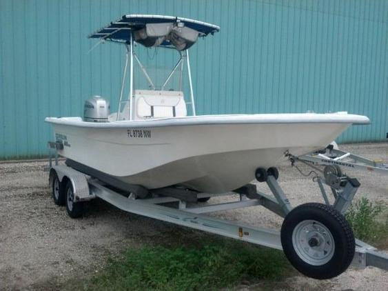 Carolina - Skiff 218 DLV