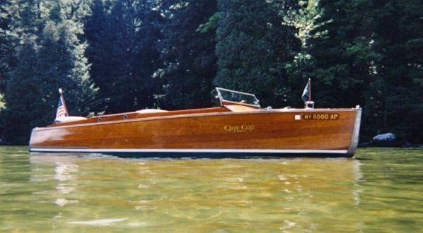 Chris Craft - Cadet Triple
