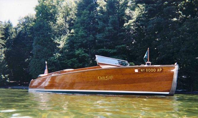 Chris-Craft - Cadet Triple
