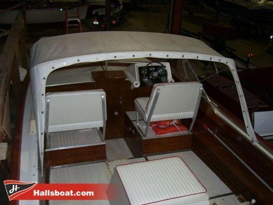 Chris Craft - Sea Skiff - Small Cuddy