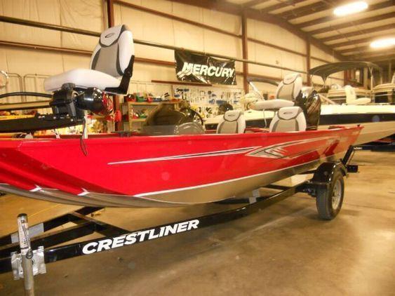 Crestliner - 17 Storm