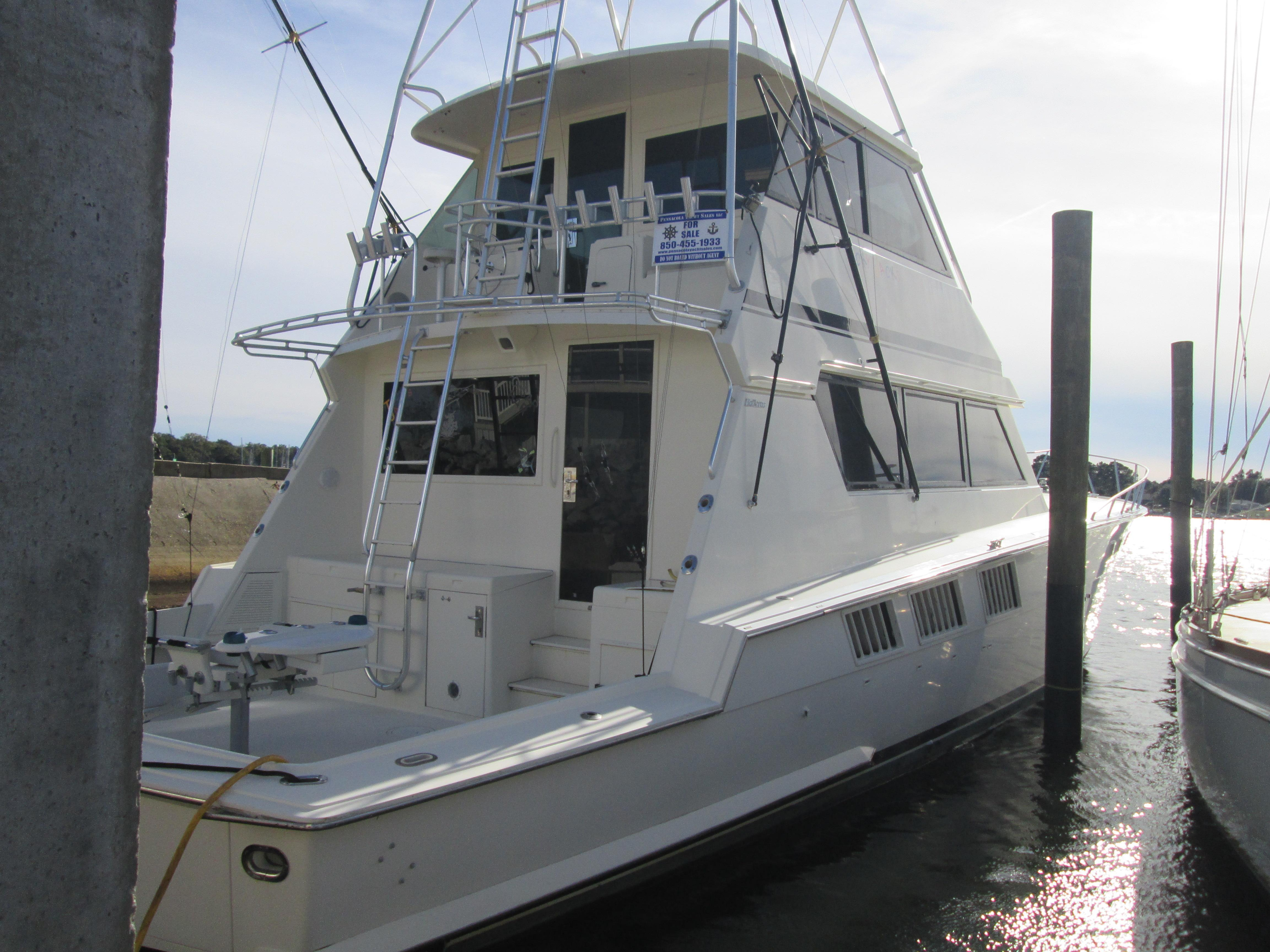 Hatteras 65 Convertible, Pensacola