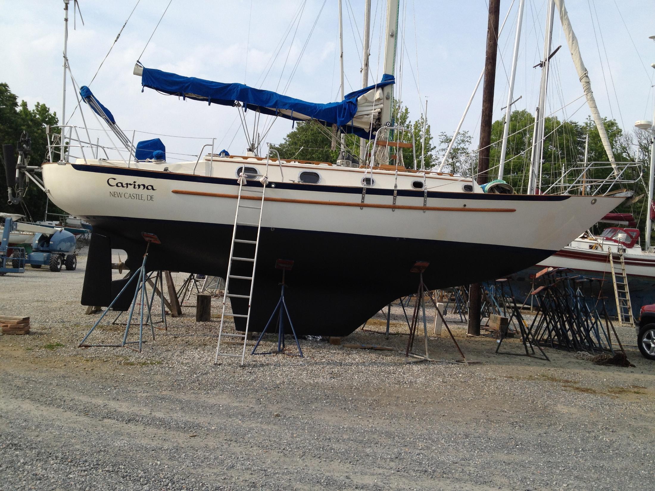 Pacific Seacraft Crealock 37, Annapolis