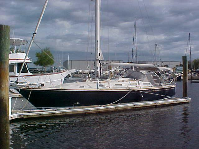 Pearson 39 SLOOP, Amelia Island