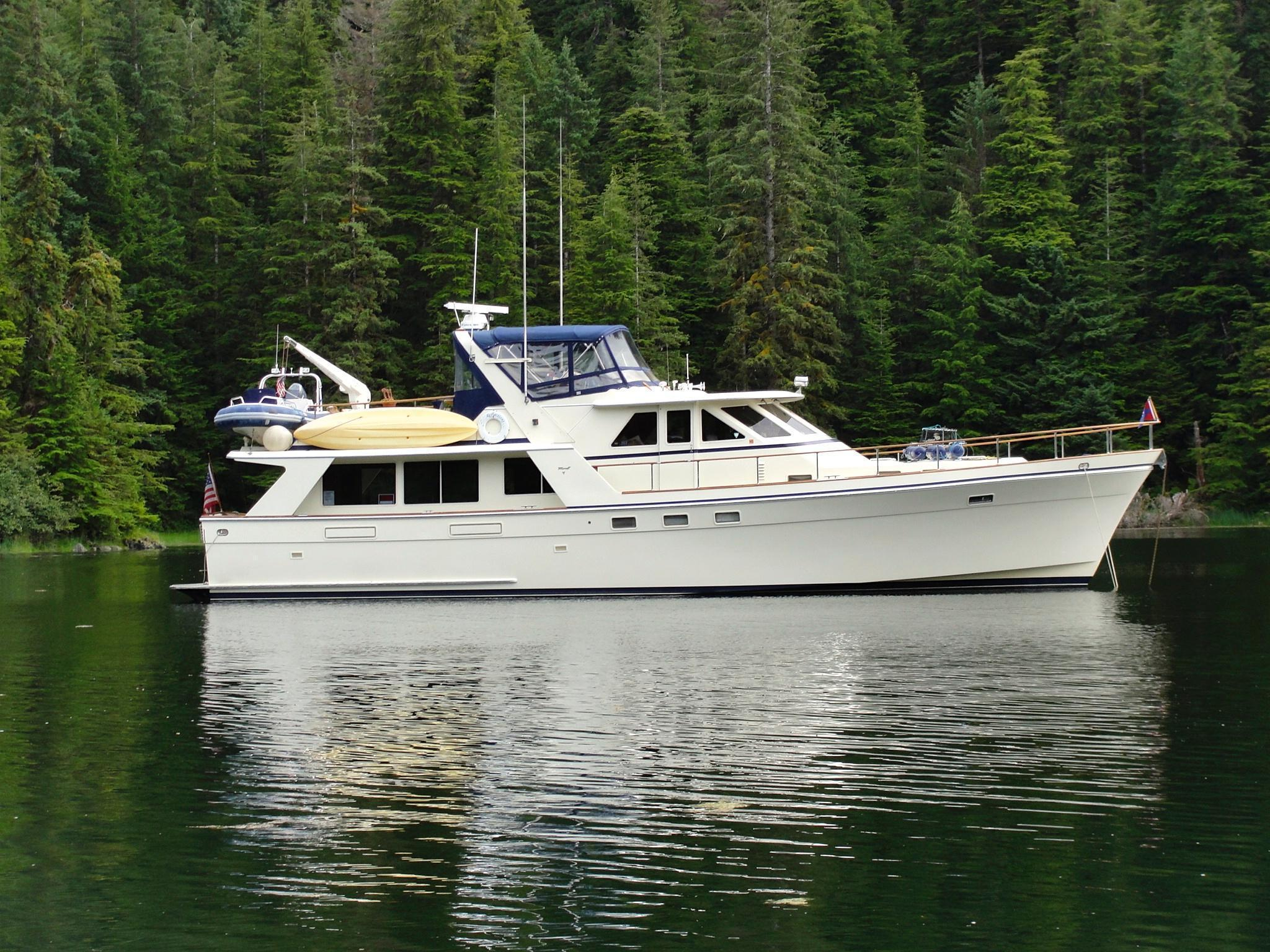 Tollycraft Pilothouse, laconner