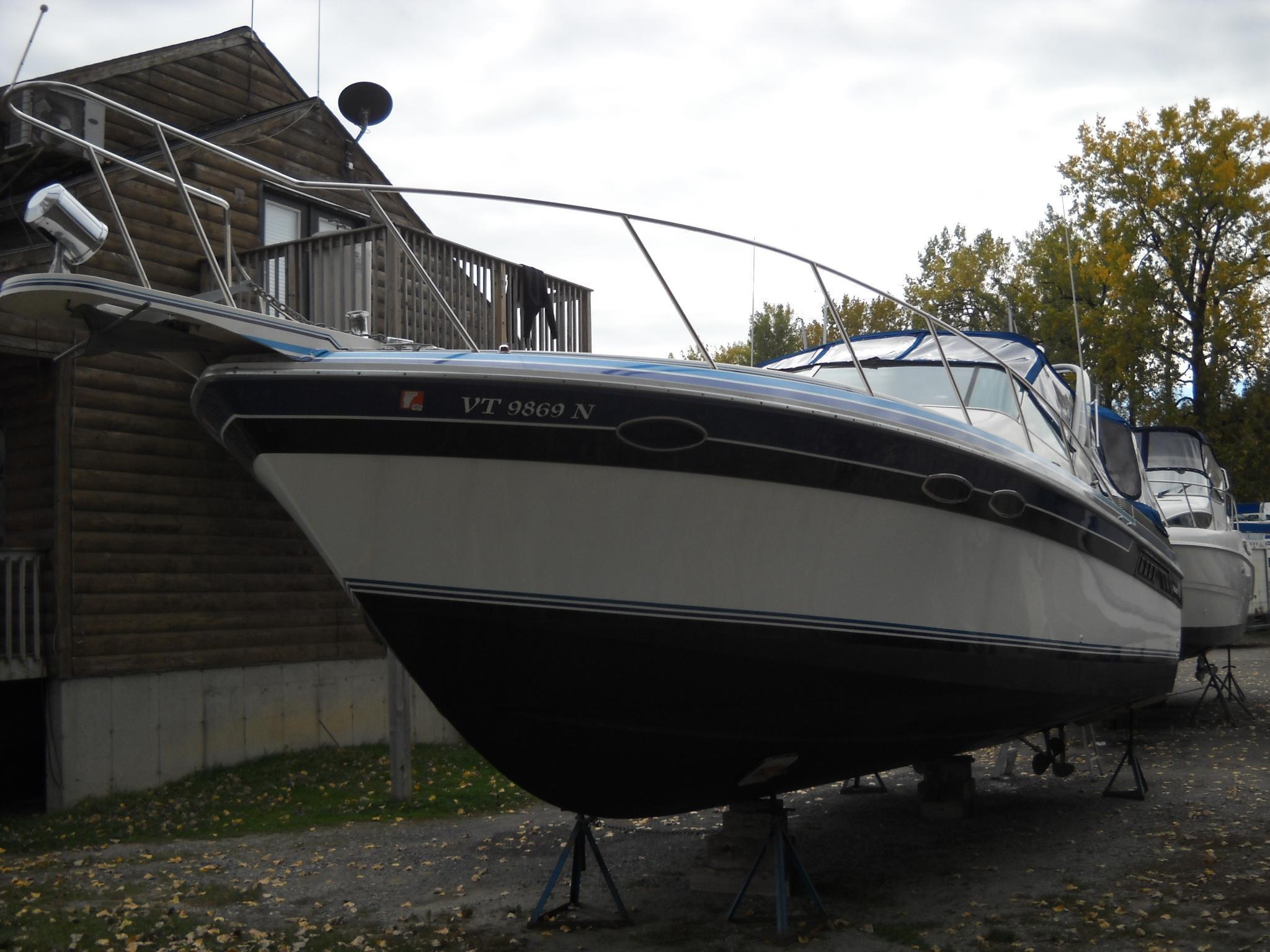 Wellcraft Gran Sport 3400, Lake Champlain