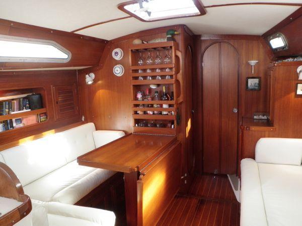 Freedom Yachts 38, Hampton Rhodes