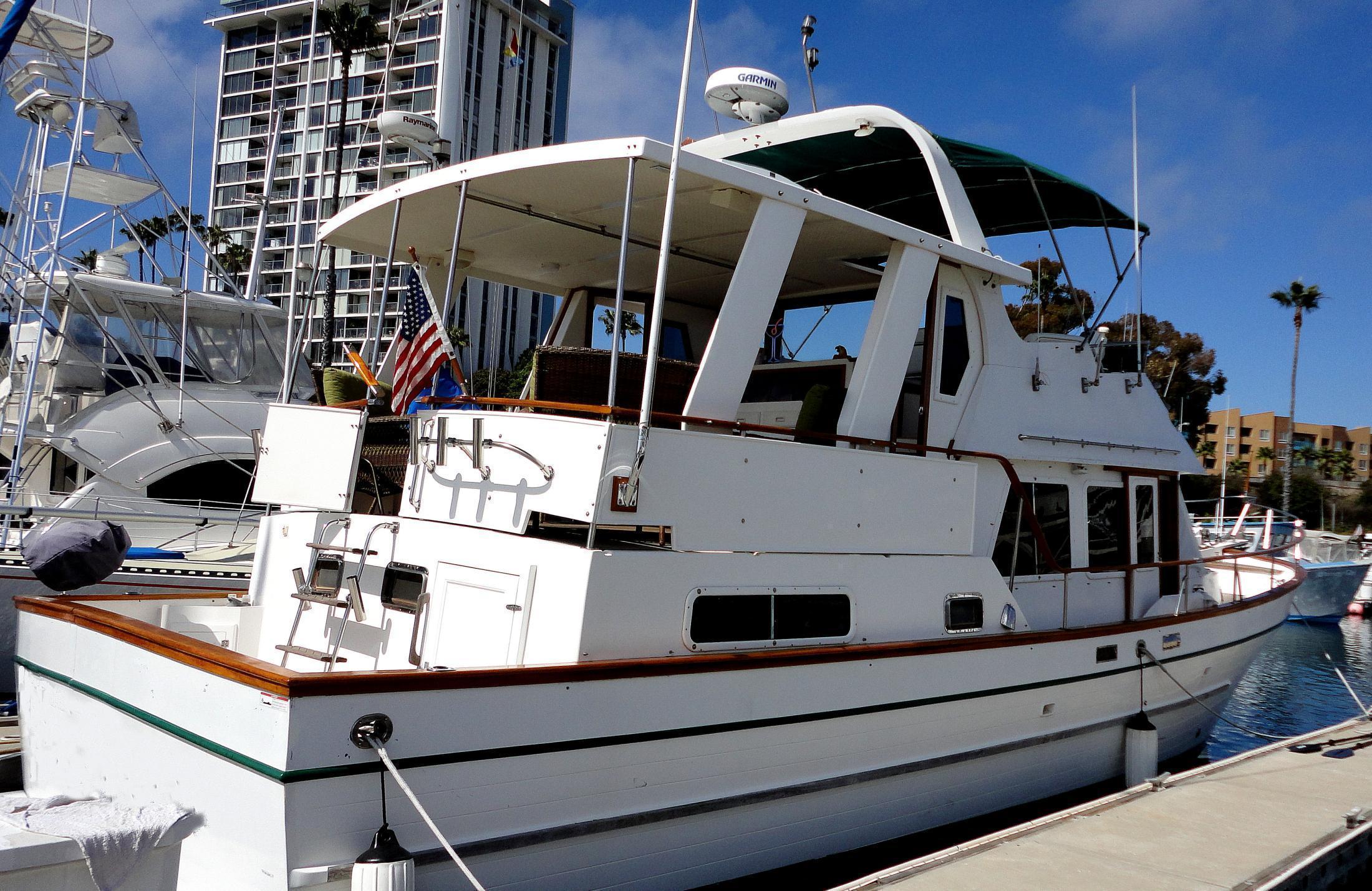 Marine Trader CPMY with SLIP, Oceanside