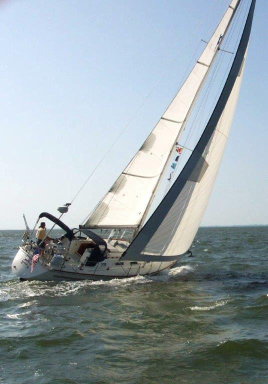Pearson 39 Center Board Sloop, Annapolis