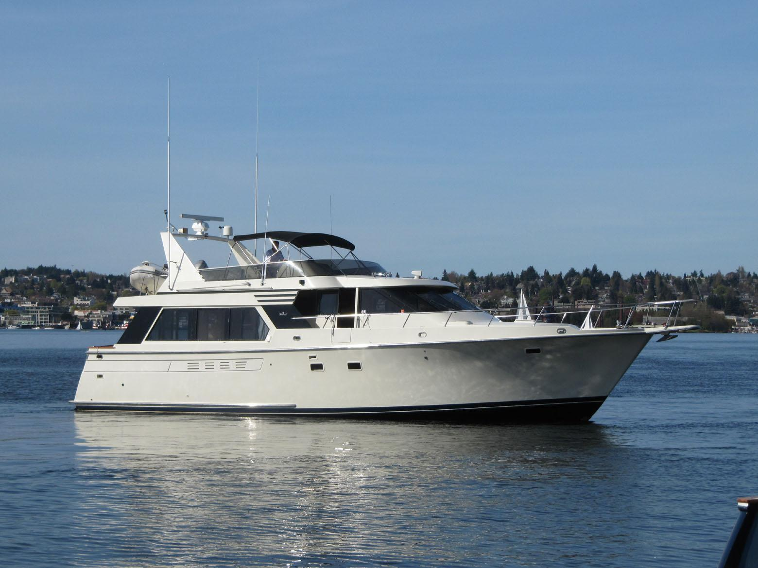 Tollycraft 53 Pilothouse, Seattle