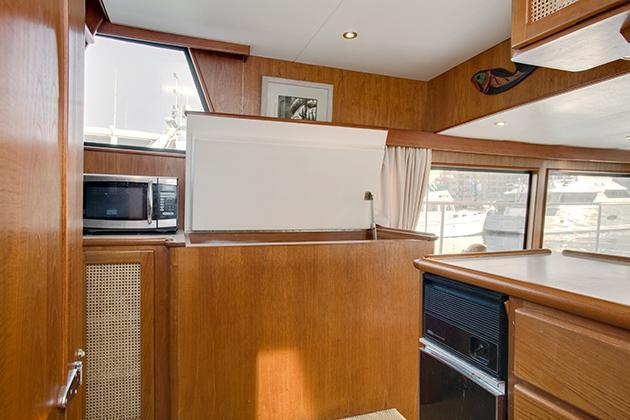 Jones Goodell Pilothouse ,