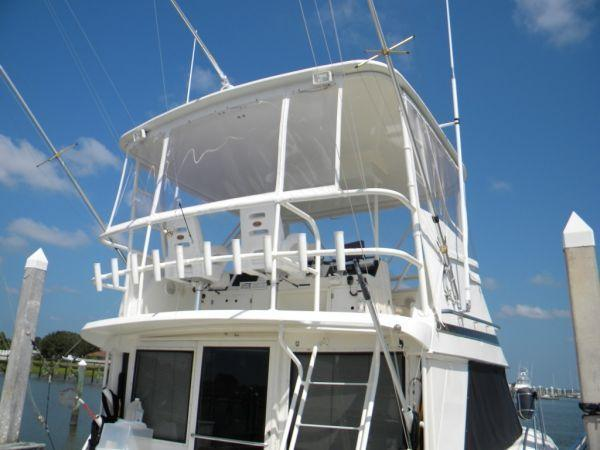 Pearson 38 Sport Fish / Convertible, St Augustine