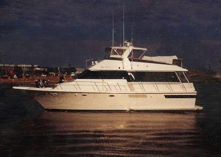 Viking 50 Motor Yacht, Kent Narrows / Chester