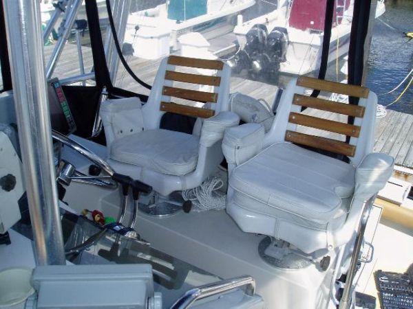 Wellcraft Flybridge, Neptune