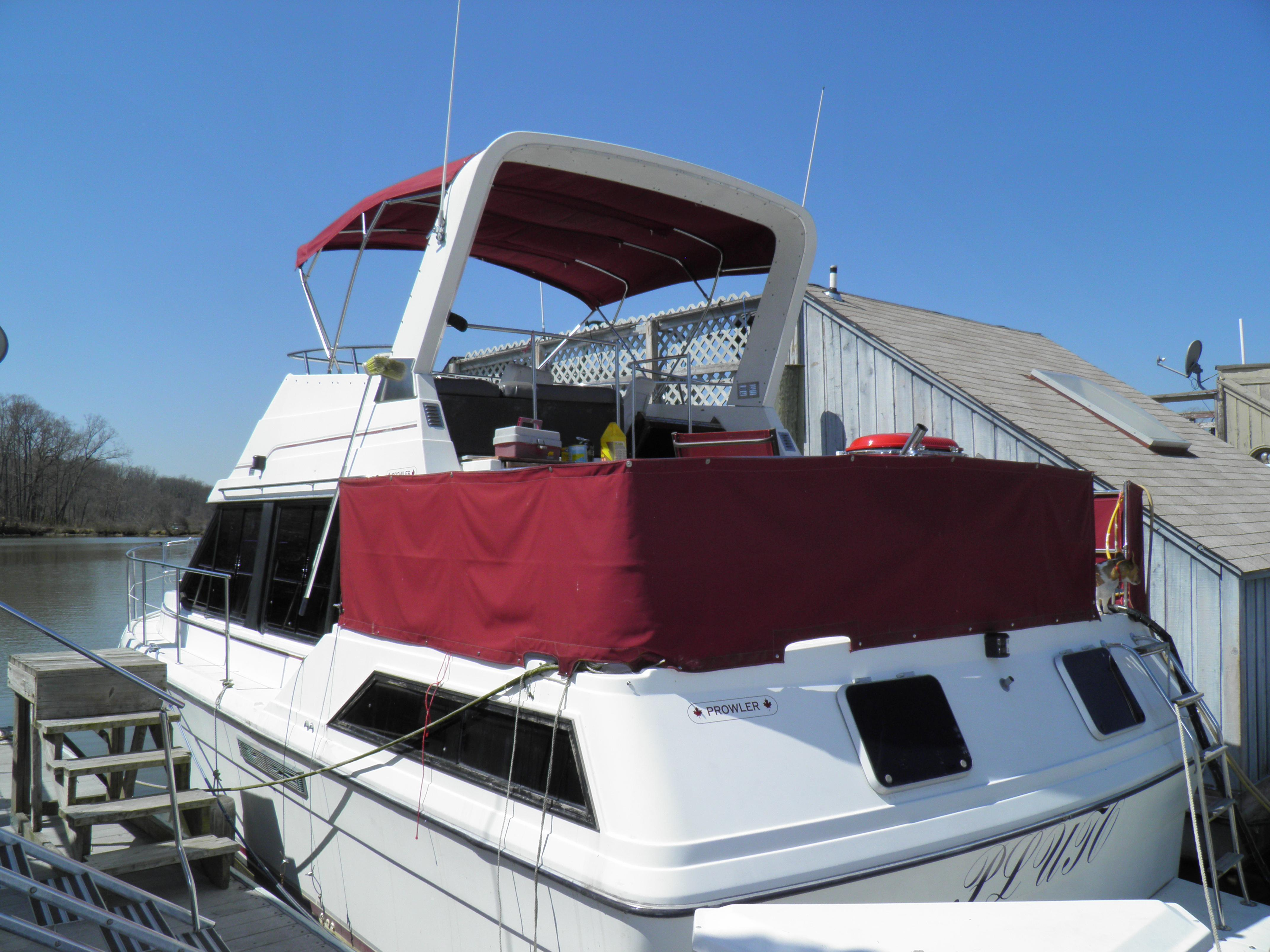 Cooper Yachts Prowler 42',