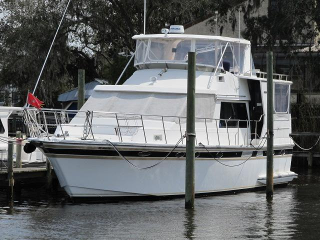 Seamaster 48 Motor Yacht, Niceville