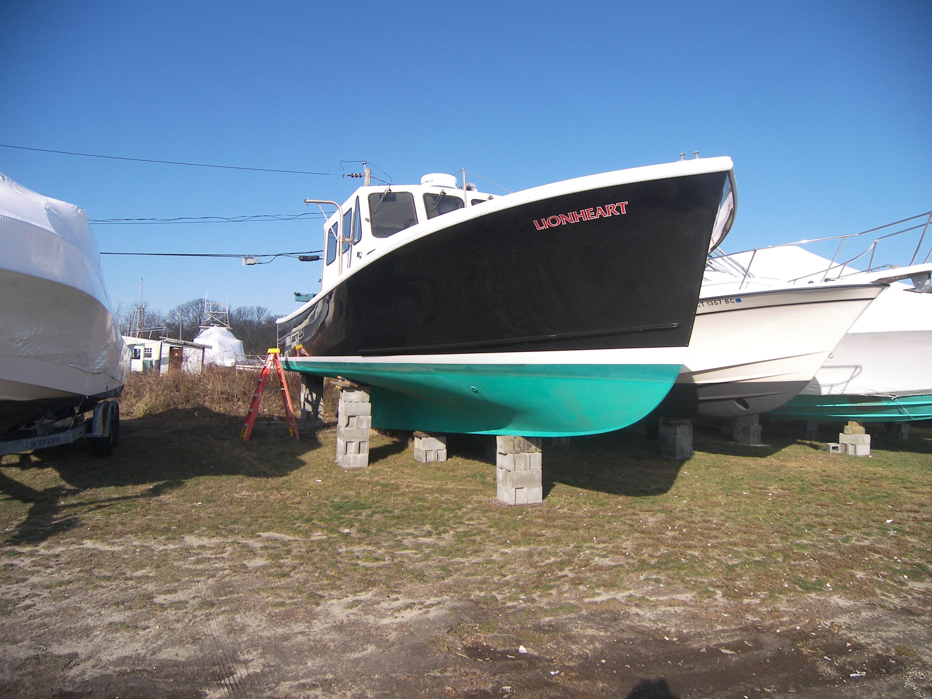 BHM Lobster Boat, Montauk