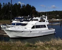 Custom Flybridge Sedan, Tacoma